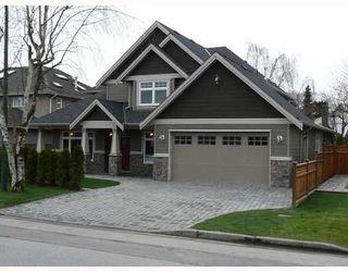 "Photo 1: 8831 FAIRDELL in Richmond: Seafair House for sale in ""SEAFAIR"" : MLS®# V747769"