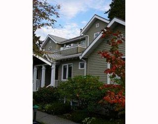 "Photo 1: 1585 BOWSER Avenue in North_Vancouver: Norgate Townhouse for sale in ""ILLAHEE"" (North Vancouver)  : MLS®# V749015"
