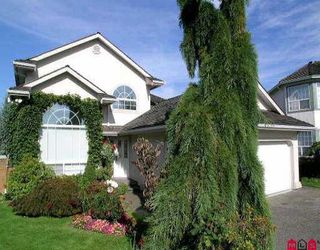 """Main Photo: 20763 91A Avenue in Langley: Walnut Grove House for sale in """"GREENWOOD"""" : MLS®# F2909711"""