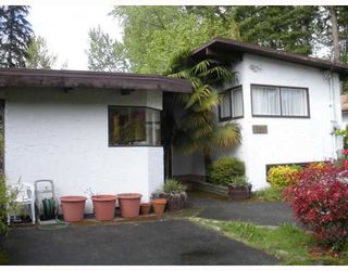 Photo 1: 2216 WINDRIDGE Drive in North_Vancouver: Seymour House for sale (North Vancouver)  : MLS®# V766017