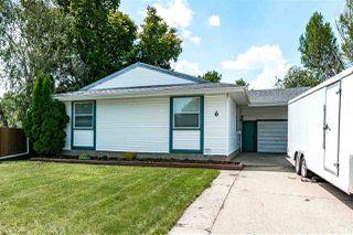 Main Photo: 6 FALCON Drive: Sherwood Park House for sale : MLS®# E4165785