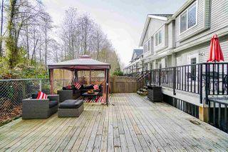 "Photo 19: 18198 70 Avenue in Surrey: Cloverdale BC House 1/2 Duplex for sale in ""Provinceton"" (Cloverdale)  : MLS®# R2419982"