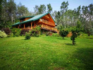 Photo 1: 37791 DRIFTWOOD Drive in Burns Lake: Burns Lake - Rural South House for sale (Burns Lake (Zone 55))  : MLS®# R2422283
