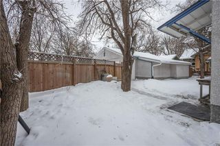 Photo 27: 170 Berrydale Avenue in Winnipeg: St Vital Residential for sale (2D)  : MLS®# 202001254