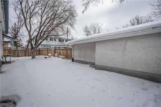 Photo 30: 170 Berrydale Avenue in Winnipeg: St Vital Residential for sale (2D)  : MLS®# 202001254