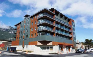 "Photo 1: 610 38013 THIRD Avenue in Squamish: Downtown SQ Condo for sale in ""THE LAUREN"" : MLS®# R2476208"