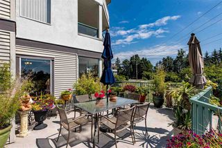 "Photo 1: 121 2451 GLADWIN Road in Abbotsford: Central Abbotsford Condo for sale in ""Centennial Court"" : MLS®# R2485569"