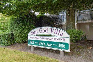 """Photo 26: 304 11816 88 Avenue in Delta: Annieville Condo for sale in """"Sungod Villa"""" (N. Delta)  : MLS®# R2499442"""