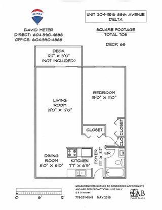 """Photo 25: 304 11816 88 Avenue in Delta: Annieville Condo for sale in """"Sungod Villa"""" (N. Delta)  : MLS®# R2499442"""