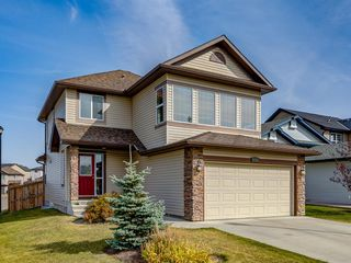 Photo 1: 1350 PRAIRIE SPRINGS Park SW: Airdrie Detached for sale : MLS®# A1037776