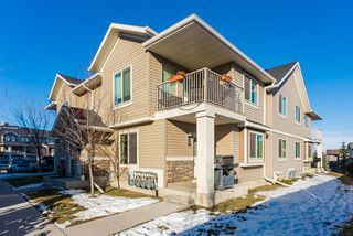 Main Photo: 606 250 Sage Valley Road NW in Calgary: Sage Hill Row/Townhouse for sale : MLS®# A1050597