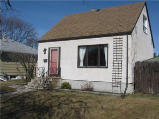 Photo 1: 107 Dunraven Avenue in WINNIPEG: St Vital Residential for sale (South East Winnipeg)  : MLS®# 1005741