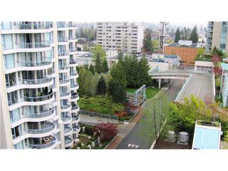 "Photo 9: 904 728 PRINCESS Street in New Westminster: Uptown NW Condo for sale in ""PRINCESS TOWER"" : MLS®# V823200"