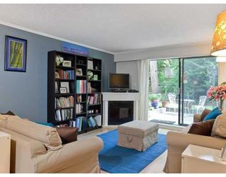 Photo 2: # 110 1844 W 7TH AV in Vancouver: Home for sale : MLS®# V893574