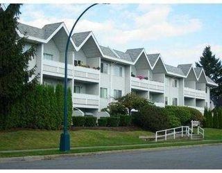 "Photo 1: 302 2055 SUFFOLK Avenue in Port_Coquitlam: Glenwood PQ Condo for sale in ""SUFFOLK MANOR"" (Port Coquitlam)  : MLS®# V722000"