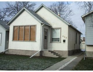 Photo 1: 427 RIVERTON Avenue in WINNIPEG: East Kildonan Residential for sale (North East Winnipeg)  : MLS®# 2719701