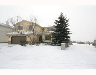Photo 1: 6058 Signal Ridge Heights SW in CALGARY: Signl Hll Sienna Hll Residential Detached Single Family for sale (Calgary)  : MLS®# C3370139
