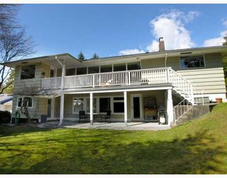 Photo 10: 871 WAVERTREE Road in North_Vancouver: Forest Hills NV House for sale (North Vancouver)  : MLS®# V761826