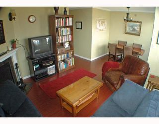 Photo 9: 10 1263 W 8TH Avenue in Vancouver: Fairview VW Townhouse for sale (Vancouver West)  : MLS®# V766798