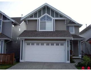 """Main Photo: 21158 82A Avenue in Langley: Willoughby Heights House for sale in """"CREEKSIDE"""" : MLS®# F2912675"""