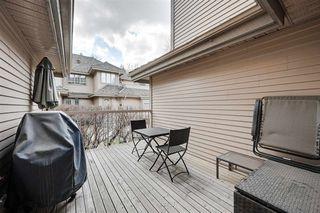 Photo 23: 9732 91 Street in Edmonton: Zone 18 Townhouse for sale : MLS®# E4172110
