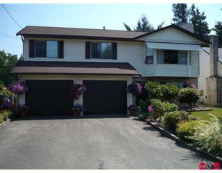"""Main Photo: 8776 BELLEVUE Drive in Chilliwack: Chilliwack W Young-Well House for sale in """"WEST YOUNG  - WELL"""" : MLS®# H2903071"""