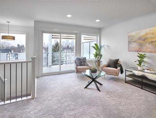 Photo 14: 1 9745 92 Street in Edmonton: Zone 18 Townhouse for sale : MLS®# E4181016