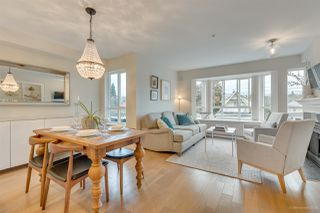 "Photo 9: 222 2545 W BROADWAY in Vancouver: Kitsilano Townhouse for sale in ""Trafalgar Mews"" (Vancouver West)  : MLS®# R2430335"