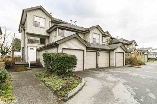 "Main Photo: 10 19160 119 Avenue in Pitt Meadows: Central Meadows Townhouse for sale in ""WINDSOR OAK"" : MLS®# R2434473"