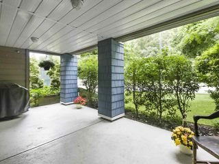 """Photo 9: 108 1200 EASTWOOD Street in Coquitlam: North Coquitlam Condo for sale in """"LAKESIDE TERRACE"""" : MLS®# R2466564"""