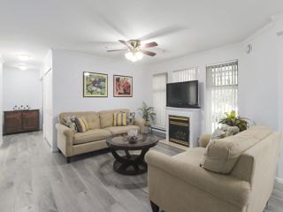 """Photo 3: 108 1200 EASTWOOD Street in Coquitlam: North Coquitlam Condo for sale in """"LAKESIDE TERRACE"""" : MLS®# R2466564"""