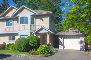 Photo 1: 1 1809 McKenzie Ave in : SE Mt Tolmie Row/Townhouse for sale (Saanich East)  : MLS®# 854207