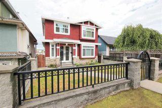"""Main Photo: 4825 JOYCE Street in Vancouver: Collingwood VE House for sale in """"Joyce Collingwood"""" (Vancouver East)  : MLS®# R2500928"""