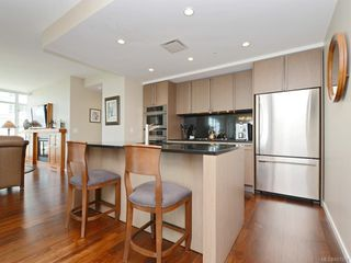 Photo 2: 604 100 Saghalie Rd in : VW Songhees Condo for sale (Victoria West)  : MLS®# 857057