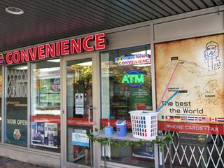 Photo 1: convenience store, smoke shop, grocery