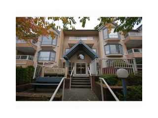"Photo 1: 201 5568 BARKER Avenue in Burnaby: Central Park BS Condo for sale in ""PARK VISTA"" (Burnaby South)  : MLS®# V829203"