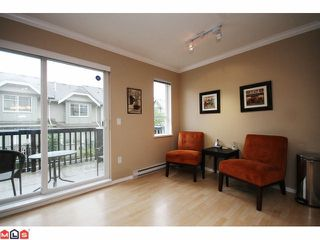 """Photo 7: 4 6747 203RD Street in Langley: Willoughby Heights Townhouse for sale in """"SAGEBROOK"""" : MLS®# F1013962"""