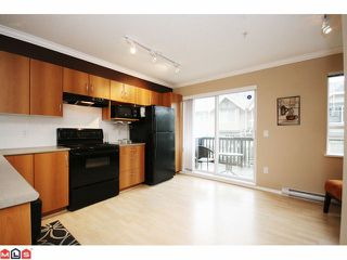 """Photo 6: 4 6747 203RD Street in Langley: Willoughby Heights Townhouse for sale in """"SAGEBROOK"""" : MLS®# F1013962"""