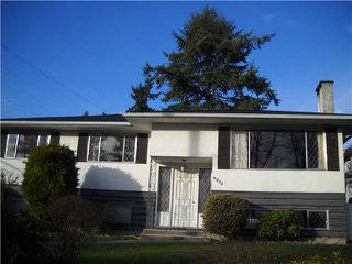 Photo 1: 4895 MCKEE Place in Burnaby: South Slope House for sale (Burnaby South)  : MLS®# V867089