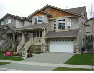 "Photo 1: 23369 133RD AV in Maple Ridge: Silver Valley House for sale in ""BALSAM CREEK SUBDIVISON"" : MLS®# V581519"