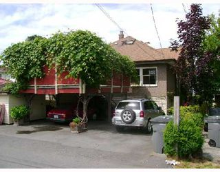 Photo 9: 2616 TRINITY Street in Vancouver: Hastings East House for sale (Vancouver East)  : MLS®# V723112