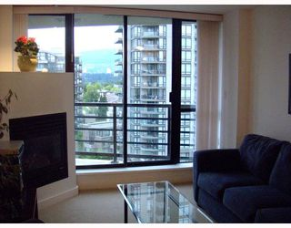 "Photo 1: 1007 124 W 1ST Street in North_Vancouver: Lower Lonsdale Condo for sale in ""The Q"" (North Vancouver)  : MLS®# V733573"