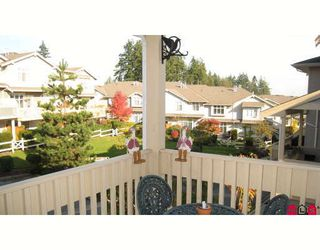 "Photo 1: 62 14959 58TH Avenue in Surrey: Sullivan Station Townhouse for sale in ""SKYLANDS"" : MLS®# F2830855"