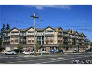 Photo 1: 302 2220 Sooke Road in VICTORIA: Co Hatley Park Condo Apartment for sale (Colwood)  : MLS®# 252578