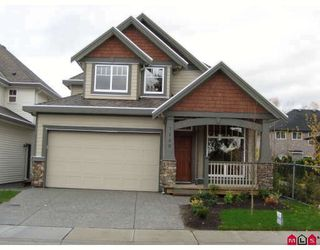 Photo 1: 7259 196A Street in Langley: Willoughby Heights House for sale : MLS®# F2904904