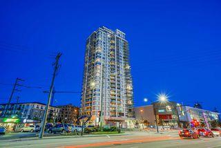 Photo 2: 1807 602 COMO LAKE Avenue in Coquitlam: Coquitlam West Condo for sale : MLS®# R2387766