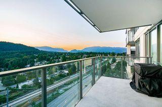 Photo 11: 1807 602 COMO LAKE Avenue in Coquitlam: Coquitlam West Condo for sale : MLS®# R2387766