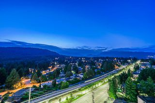 Photo 1: 1807 602 COMO LAKE Avenue in Coquitlam: Coquitlam West Condo for sale : MLS®# R2387766