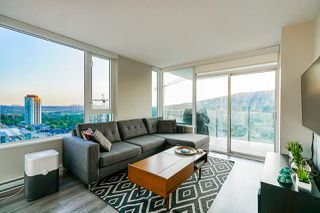 Photo 3: 1807 602 COMO LAKE Avenue in Coquitlam: Coquitlam West Condo for sale : MLS®# R2387766
