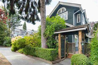 Main Photo: 2909 CYPRESS Street in Vancouver: Kitsilano Townhouse for sale (Vancouver West)  : MLS®# R2417250